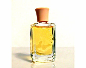Vintage 1980s White Shoulders by Evyan 0.25 oz Pure Parfum Splash Mini Perfume Bottle