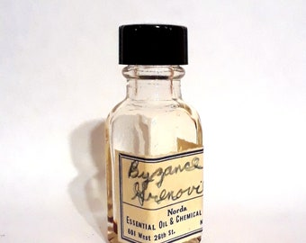 Vintage 1930s 5ml Byzance Grenoville Type PERFUME BASE Fragrance Creation Essential Oil Perfumery