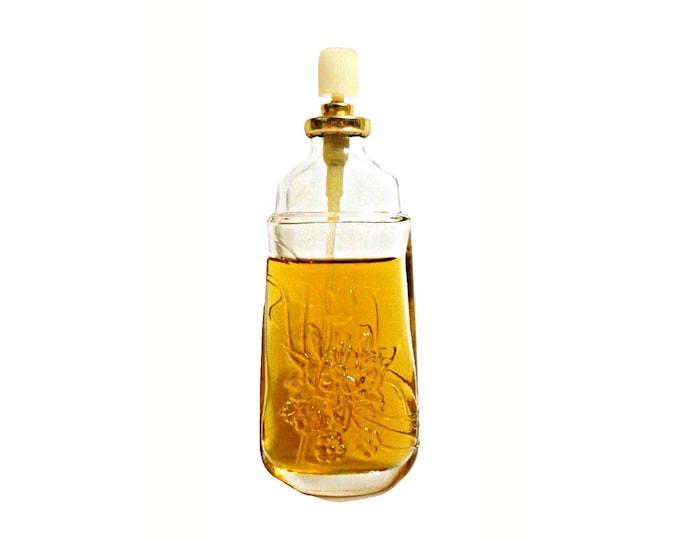 Vintage Khara Perfume by Max Factor 2 oz Natural Spray Cologne 1970s Formula