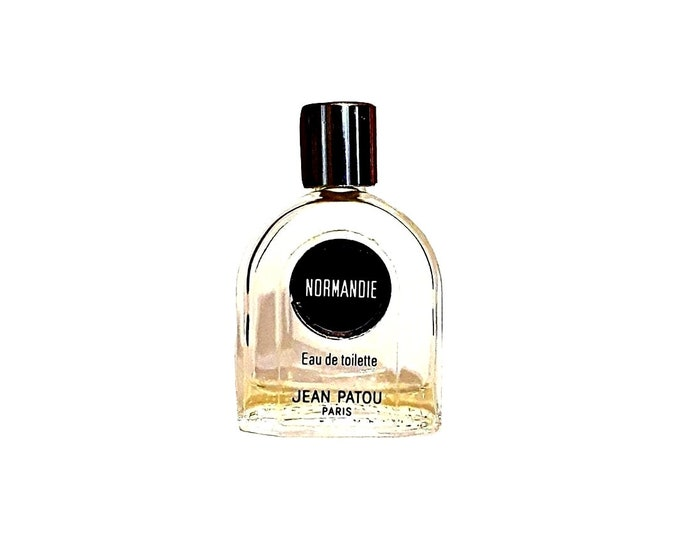 Vintage 1980s Normandie by Jean Patou 0.20 oz Eau de Toilette Mini Miniature DISCONTINUED PERFUME