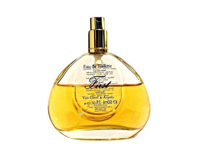 Vintage Perfume 1990s First by Van Cleef & Arpels 2 oz (60ml) Eau de Toilette Spray