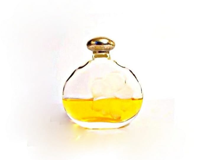 Vintage 1980s Fleur de Fleurs by Nina Ricci 1.7 oz (50ml) Parfum de Toilette Splash Lalique Flacon PERFUME