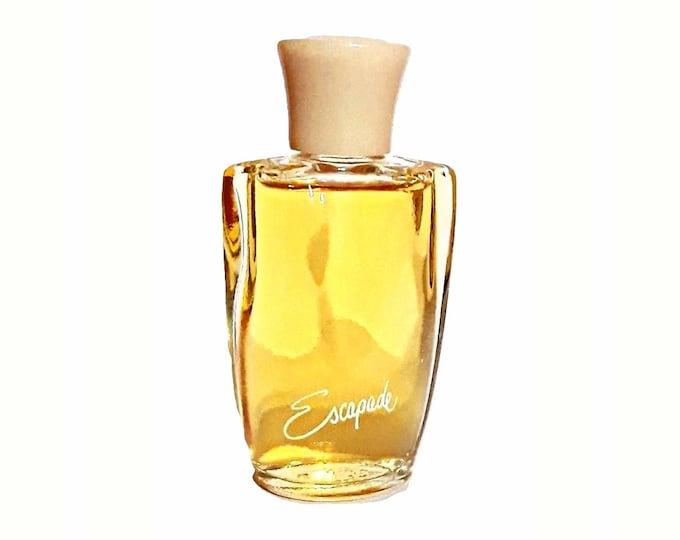 Vintage Escapade Perfume by Shulton 0.75 oz Toilet Water 1960s Splash DISCONTINUED