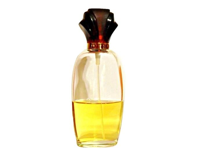Vintage Design by Paul Sebastian Perfume 3.4 oz Fine Parfum Spray 1990s Formula