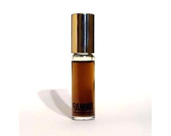 Vintage 1960s Fiamma by Princess Marcella Borghese 1/3 oz Eau de Parfum Concentrate Splash PERFUME