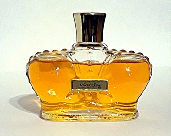 Vintage 1950s Wind Song by Prince Matchabelli 4 oz (118ml) Cologne Parfumee Crown Bottle PERFUME