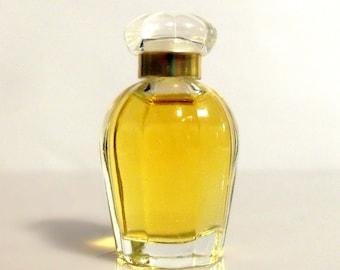 Vintage 1990s So de la Renta by Oscar de la Renta 0.13 oz Pure Parfum Mini Miniature Perfume