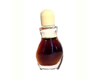 Vintage 1980s Halston Classic by Halston Pure Parfum Splash Tiny Mini Miniature Perfume