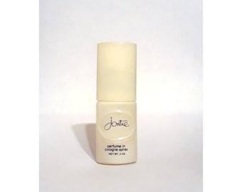 Vintage 1980s Jontue by Revlon 0.2 oz Perfume in Cologne Spray Mini Bottle ORIGINAL FORMULA PERFUME