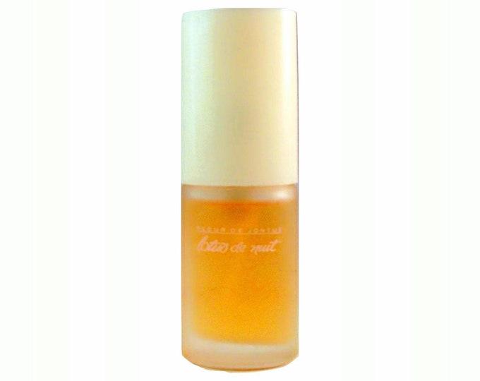 Vintage Fleurs de Jontue Lotus de Nuit Perfume by Revlon 0.3 oz Cologne Spray 1980s Formula