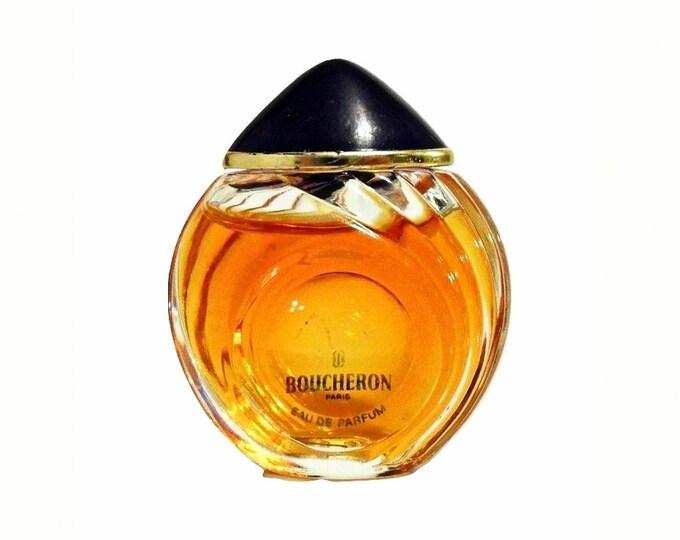 Vintage 1990s Boucheron by Boucheron 0.17 oz Eau de Parfum Mini Miniature Perfume