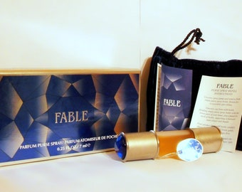 Fable by Hope Diamond Collection 0.25 oz Pure Parfum Spray and Box PERFUME