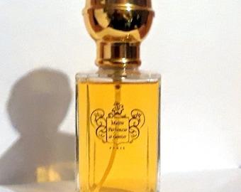 Vintage 1990s Secrete Datura by Maitre Parfumeur et Gantier 3.3 oz Eau de Toilette Spray Niche Perfume