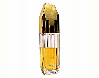 Vintage 1980s Ysatis by Givenchy 3.4 oz (100ml) Eau de Toilette Spray Original Formula PERFUME