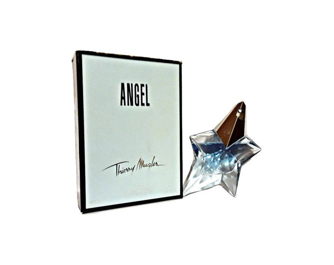 Angel Perfume by Thierry Mugler 0.8 oz Eau de Parfum Spray and Box