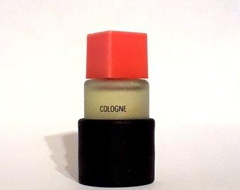 Vintage 1980s Claiborne for Men  by Liz Claiborne 0.15 oz Cologne Miniature Mini