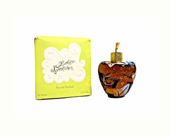 Vintage 1990s Lolita Lempicka by Lolita Lempicka 3.4 oz Eau de Parfum Splash and Box PERFUME