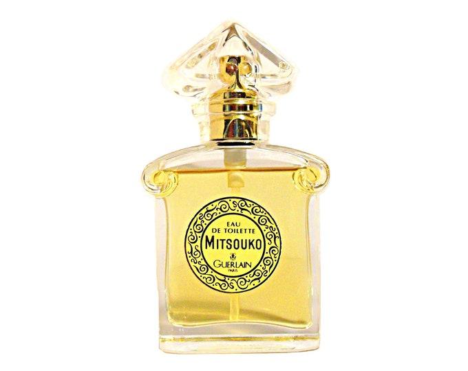 Mitsouko Perfume 1 oz Eau de Toilette Spray 2005 Batch