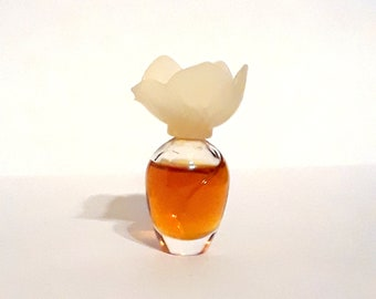 Vintage Early 1990s Chloe Narcisse by Chloe 0.12 oz Parfum Splash Mini Perfume Bottle