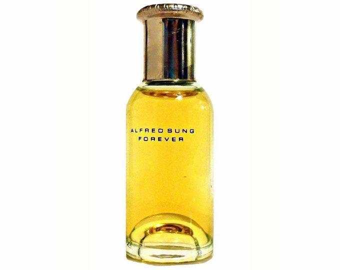 Vintage 1990s Forever by Alfred Sung 0.17 oz Eau de Parfum Mini Miniature Perfume