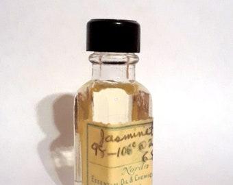 Vintage 1930s 5ml Jasminette PERFUME BASE Jasmine Accord Fragrance Creation Essential Oil Perfumery Making