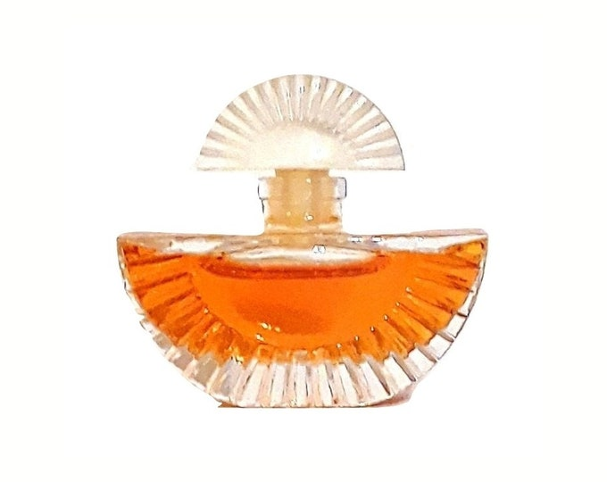 Vintage 1990s Rare Gold by Avon 0.13 oz Pure Parfum Mini Miniature Perfume