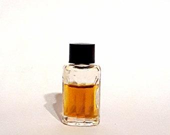Vintage 1970s Le Dix by Balenciaga 1/2 dram Parfum Mini Perfume Miniature