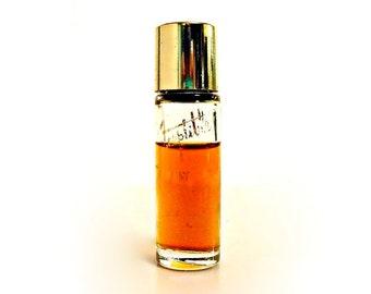Vintage 1950s Susceptible by John Robert Powers 1.25 Dram Parfum Miniature Mini Perfume Splash