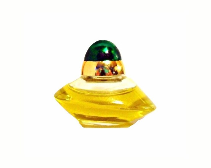 Vintage 1990s Volupte by Oscar de la Renta 0.125 oz Parfum Mini Miniature  PERFUME