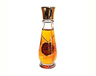 Vintage 1960s Woodhue by Faberge 0.5 oz (15ml) Bath Oil Perfume Splash DISCONTINUED PERFUME