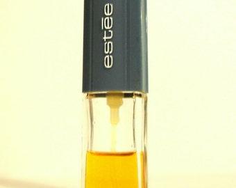 Vintage Perfume  1970s Estee by Estee Lauder 0.18 oz Eau de Parfum Mini Spray