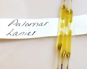 Vintage 1950s Palomar by Lanier Perfume Nip Sample Vial