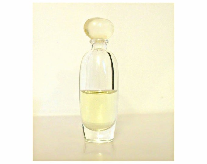 Vintage 1990s Pleasures by Estee Lauder 0.12 oz Pure Parfum Mini Miniature PERFUME