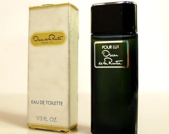 Miniature Men's Colognes
