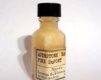 Astrotone BR Pure by Dupont 5ml Synthetic Musk PERFUME BASE Fragrance Creation Essential Oil Perfumery Making