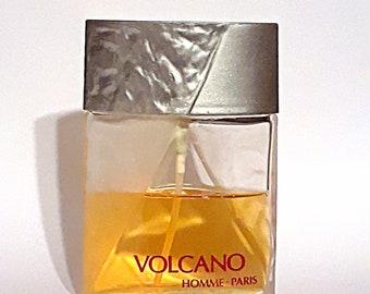 Vintage 1990s Volcano Homme by Lomani 3.3 oz Eau de Toilette Spray PERFUME