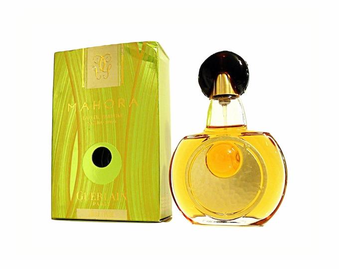 Vintage Mahora Perfume 1 oz Eau de Parfum Spray and Box DISCONTINUED