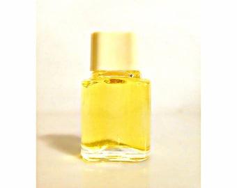 Vintage Mini Perfume 1980s White Linen by Estee Lauder 0.12 oz Parfum Miniature