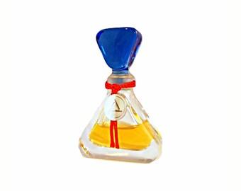 Vintage 1980s Liz Claiborne by Liz Claiborne 0.25 oz (7.5ml) Parfum Splash Mini PERFUME