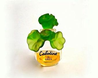 Vintage 1990s Cabotine by Gres 1 oz (30ml) Eau de Parfum Splash Perfume