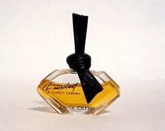 Vintage 1980s L'Insolent by Charles Jourdan 0.125 oz Eau de Parfum Splash Mini Miniature Perfume