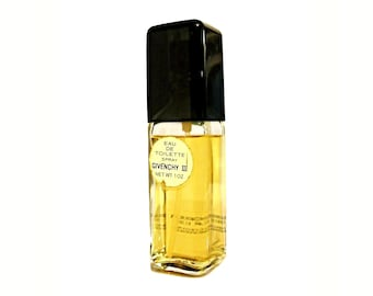 Vintage Chypre Perfume 1970s Givenchy III by Givenchy 1 oz (30ml) Eau de Toilette Spray DISCONTINUED