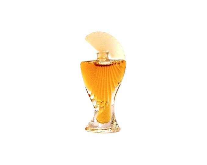 Vintage 1990s Daniel de Fasson by Daniel de Fasson 1/8 oz Pure Parfum Deluxe Mini Miniature Perfume