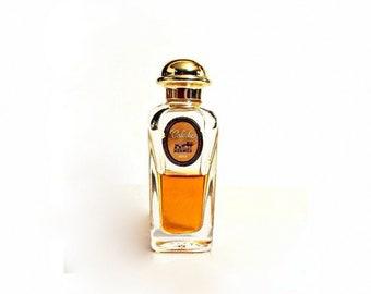Vintage Perfume 1960s Caleche by Hermes 1 oz (30ml) Pure Parfum Extrait Splash Original Formula