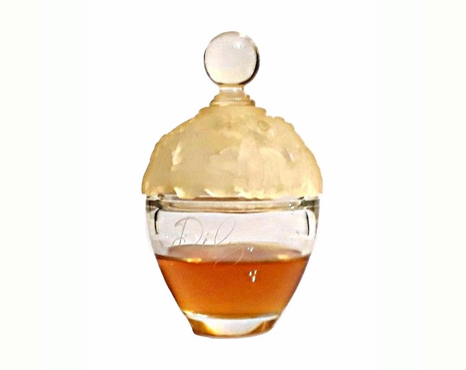 Vintage Dilys by Laura Ashley Perfume 3.4 oz Eau de Parfum Splash 1990s DISCONTINUED