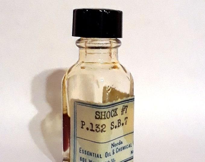 Vintage 1930s 5ml Shock #7 Shocking by Schiaparelli Type PERFUME BASE Civet Oakmoss Floral Essential Oil Perfumery Making
