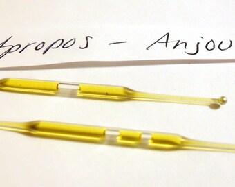 Vintage 1950s Apropos by Anjou Perfume Nip Sample Vial