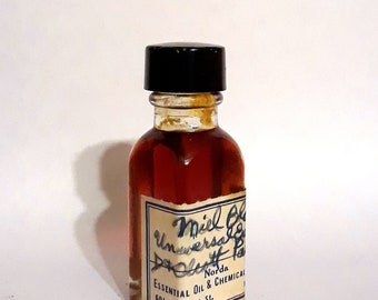 Vintage 1930s 5ml Miel Blanc De Laire Dodge and Olcott PERFUME BASE White Honey Fragrance Essential Oil Perfumery Honey Perfume Accord