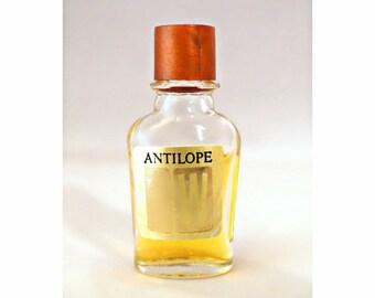 Vintage 1970s Antilope by Weil Micro Mini Perfume Miniature Parfum DISCONTINUED