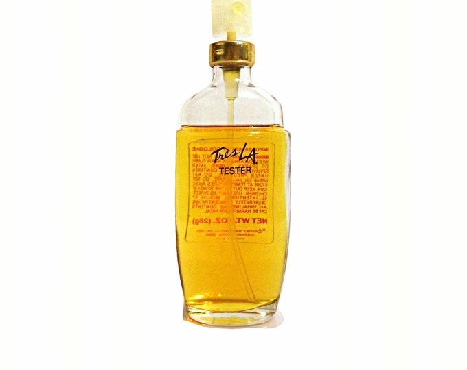 Vintage Tres L.A. Perfume by Prince Matchabelli 1 oz Impulse Spray Cologne 1980s Formula